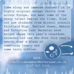 Electric December invite 2